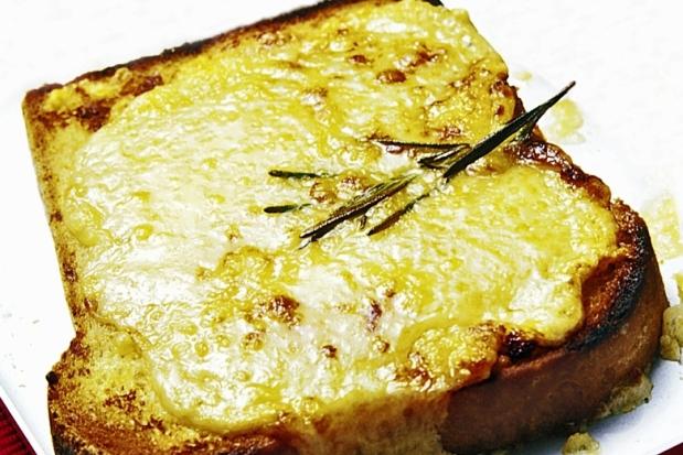 Boris Johnson's cheese on toast