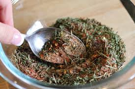 Spiced rub